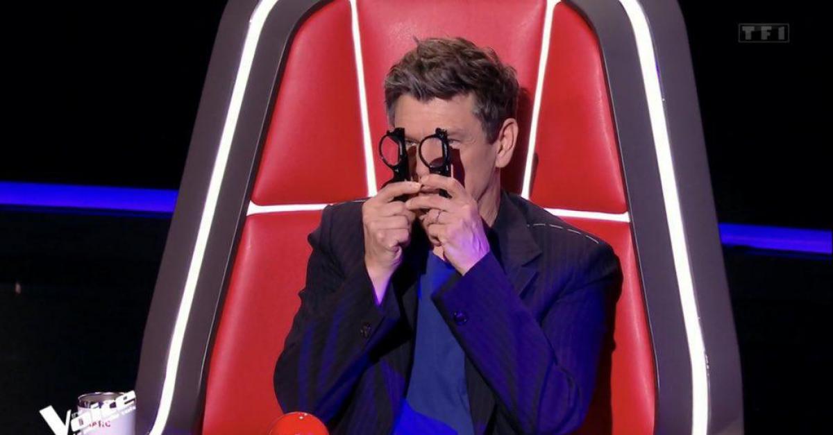 «Il fout quoi avec ses lunettes», «achète-toi des lentilles»: Marc Lavoine à nouveau moqué sur sa manière de porter ses lunettes dans «The Voice» - Sudinfo.be