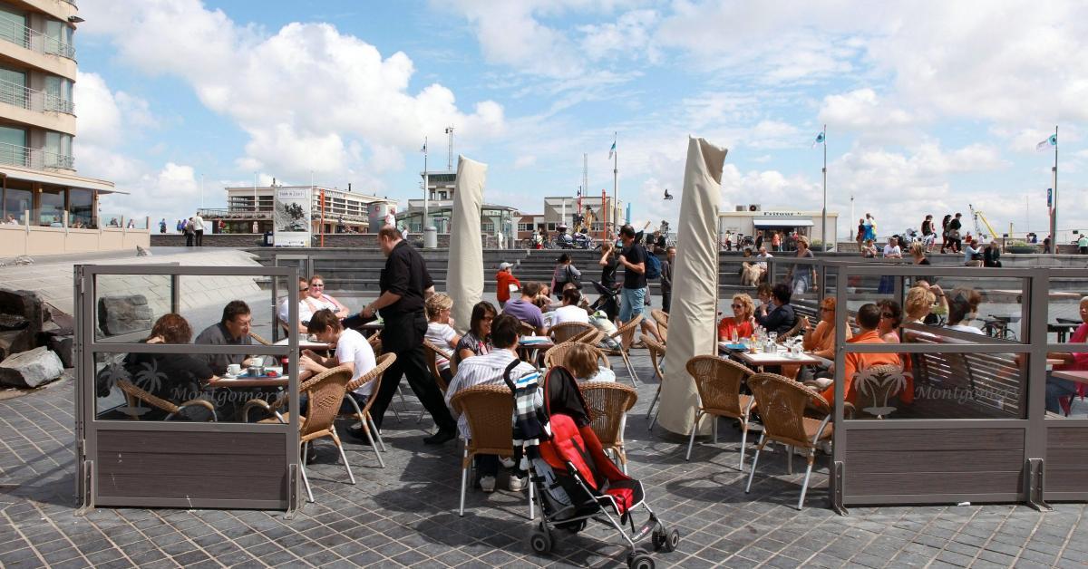 «Nous allons installer nos terrasses dès la semaine prochaine»: le bourgmestre de Middelkerke défie le gouvernement - Sudinfo.be