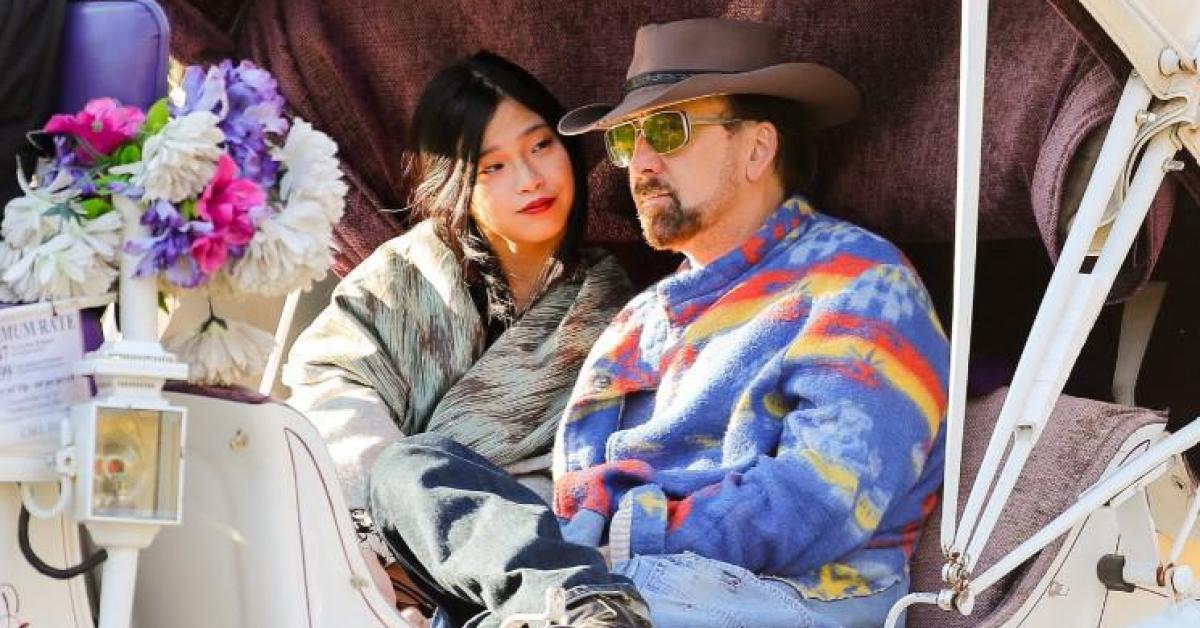 Nicolas Cage marié pour la 5e fois: qui est Riko Shibata, son épouse de 31 ans sa cadette ? - Sudinfo.be