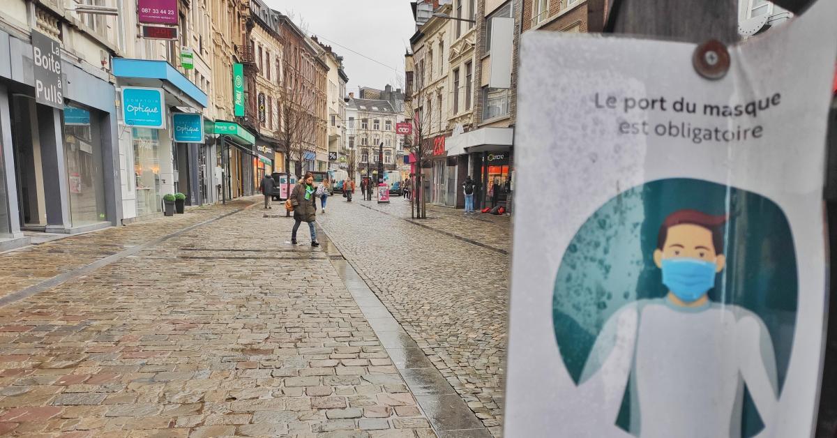 Un plan à 2 millions pour relancer la Ville de Verviers et aider les indépendants - Sudinfo.be