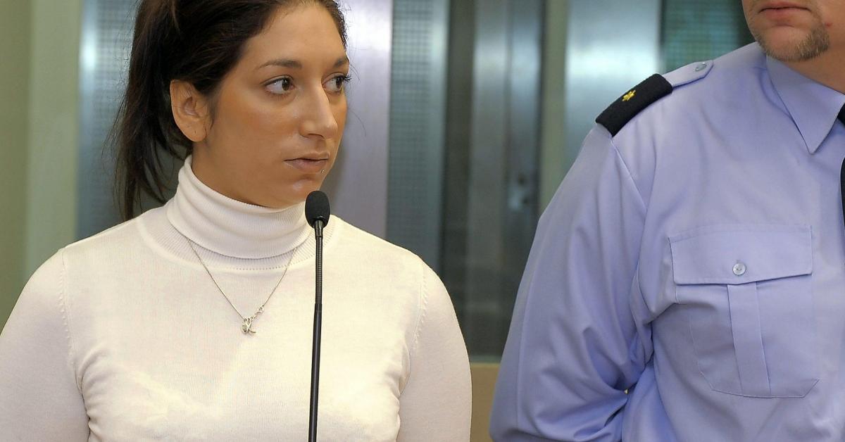 Sabrina Tarabet, l'ex-femme de Jordan Deleuze, condamnée en 2010 à 20 ans de prison pour le meurtre de Cindy Claude à Virton, a été libérée - Sudinfo.be