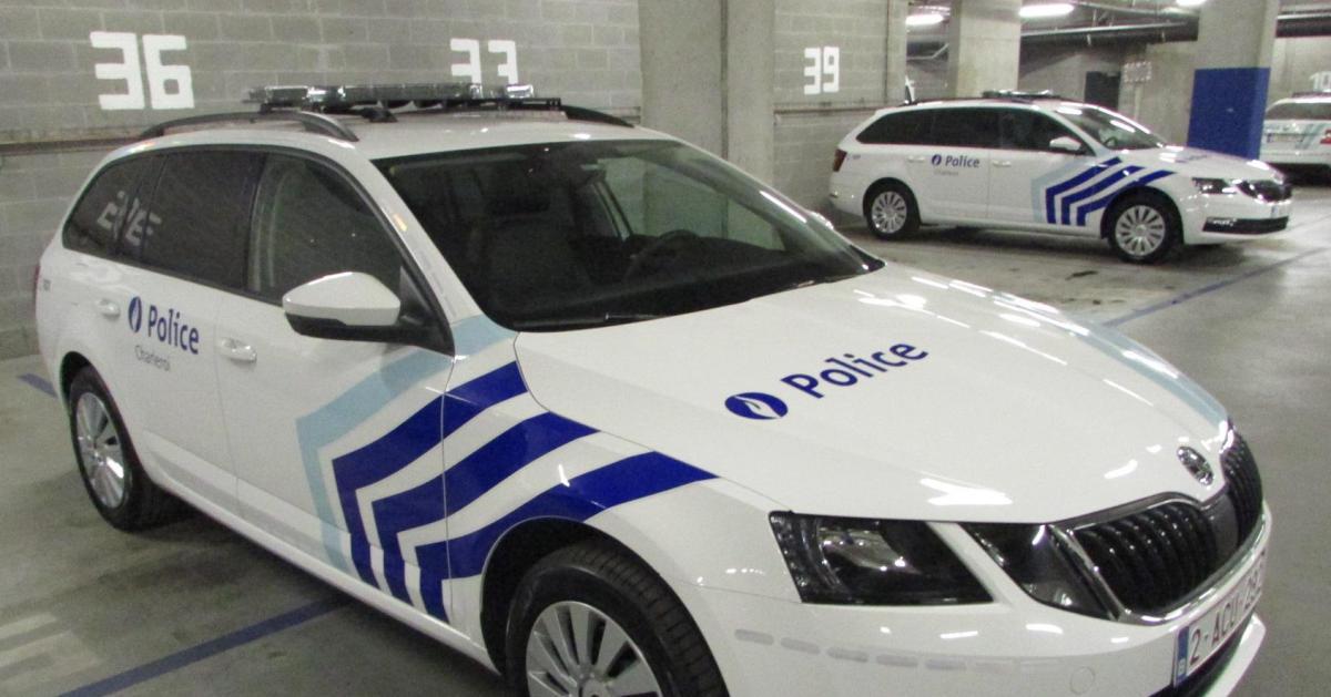 Sept nouvelles Skoda Octavia pour la police locale de Charleroi (photos) - Sudinfo.be