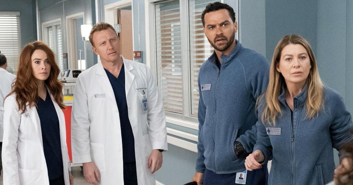 Mort tragique dans le nouvel épisode choc de «Grey's Anatomy» - Sudinfo.be
