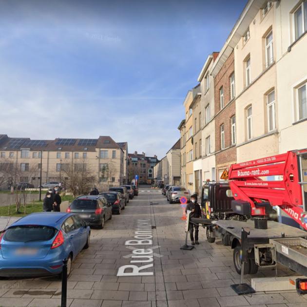 Un suspect recherché suite à un coup de feu à Molenbeek-Saint-Jean vendredi soir