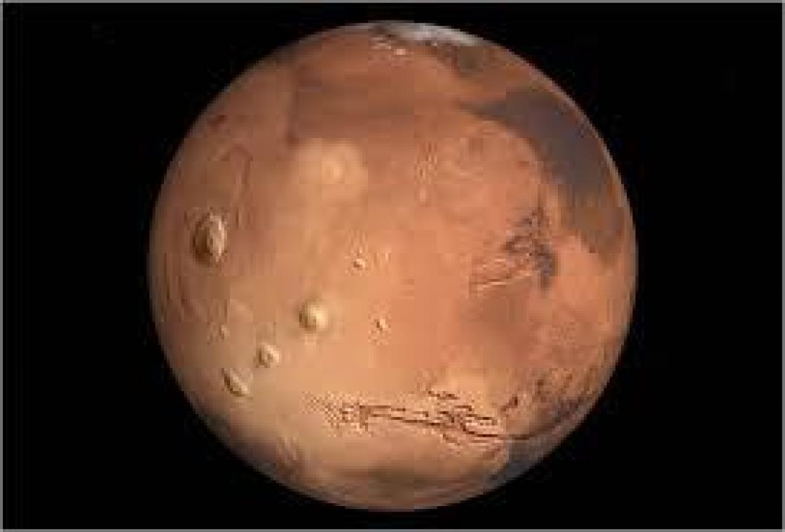 Vidéo. La Nasa dévoile de nouvelles images de la planète Mars