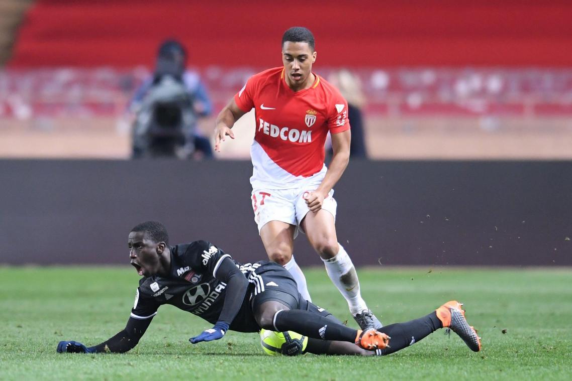 Monaco se balade face à Dijon