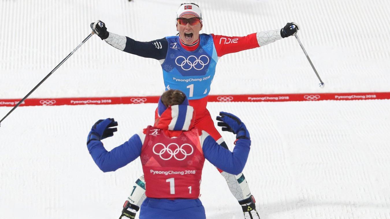Marit Björgen parmi les athlètes les plus médaillés des JO d'hiver