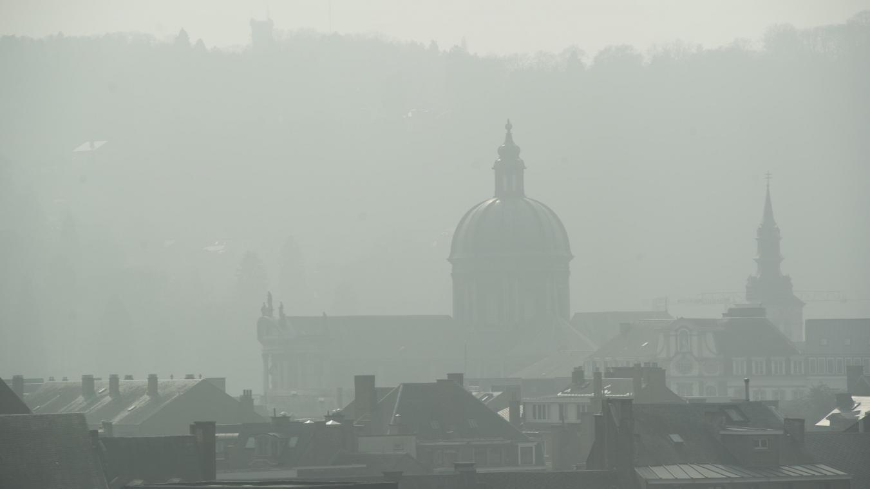La vitesse réduite de 20 km/h jeudi en Ile-de-France — Pollution
