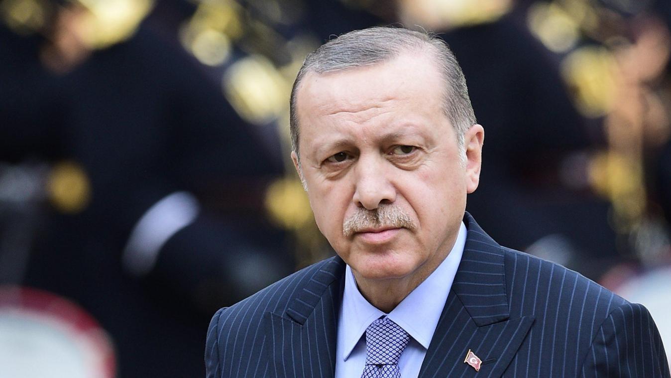 La caricature d'Erdogan qu'un musée n'a pas osé exposer