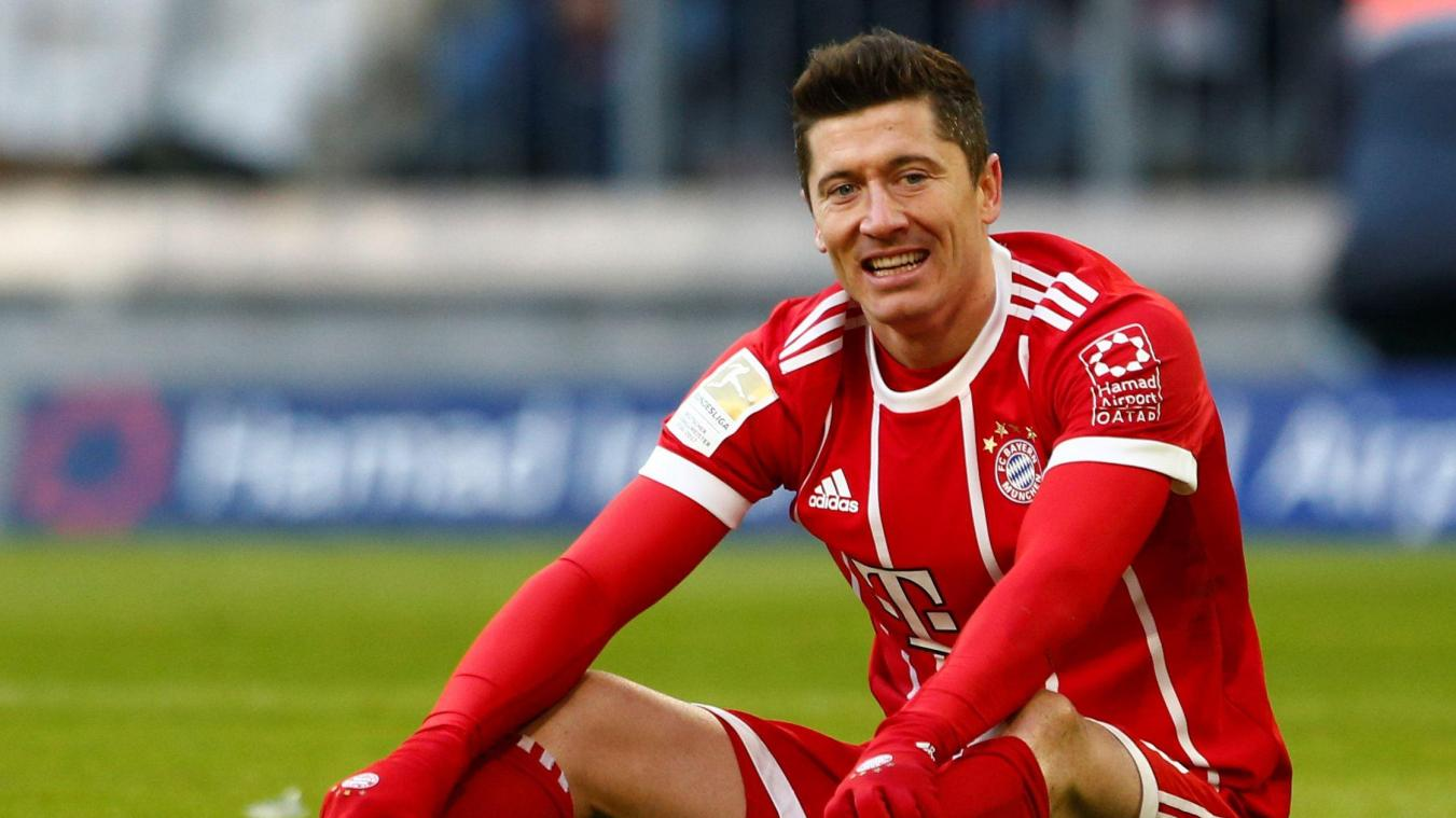 Real Madrid - Mercato : Lewandowski, Zahavi en contact avec Perez