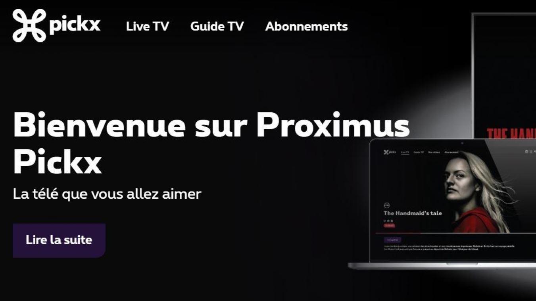 TV PC GRATUIT TÉLÉCHARGER ON BELGACOM