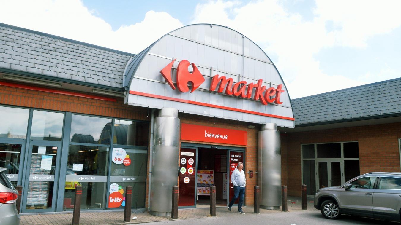 Le Carrefour Market De Boussu Ferme Ses Portes De Grosses