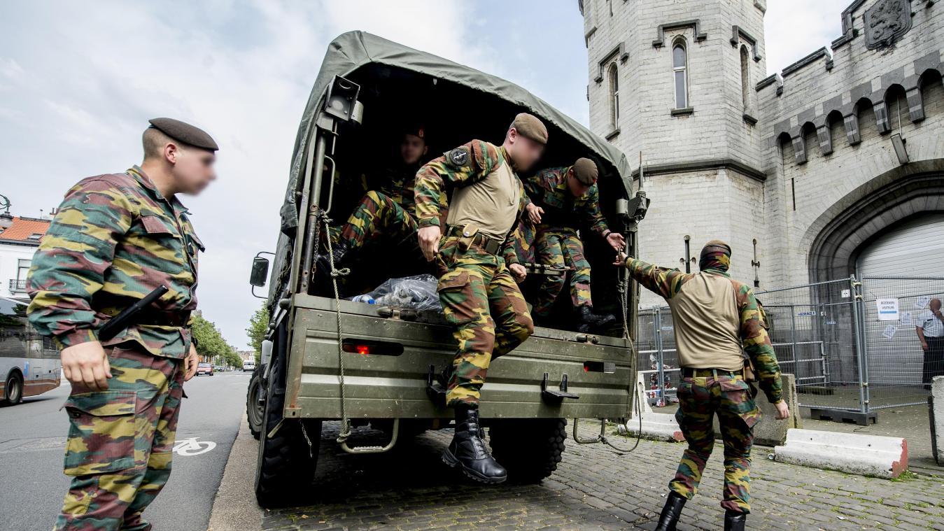 Lutte contre le terrorisme: la Belgique a reçu une demande américaine pour des troupes au sol en Syrie