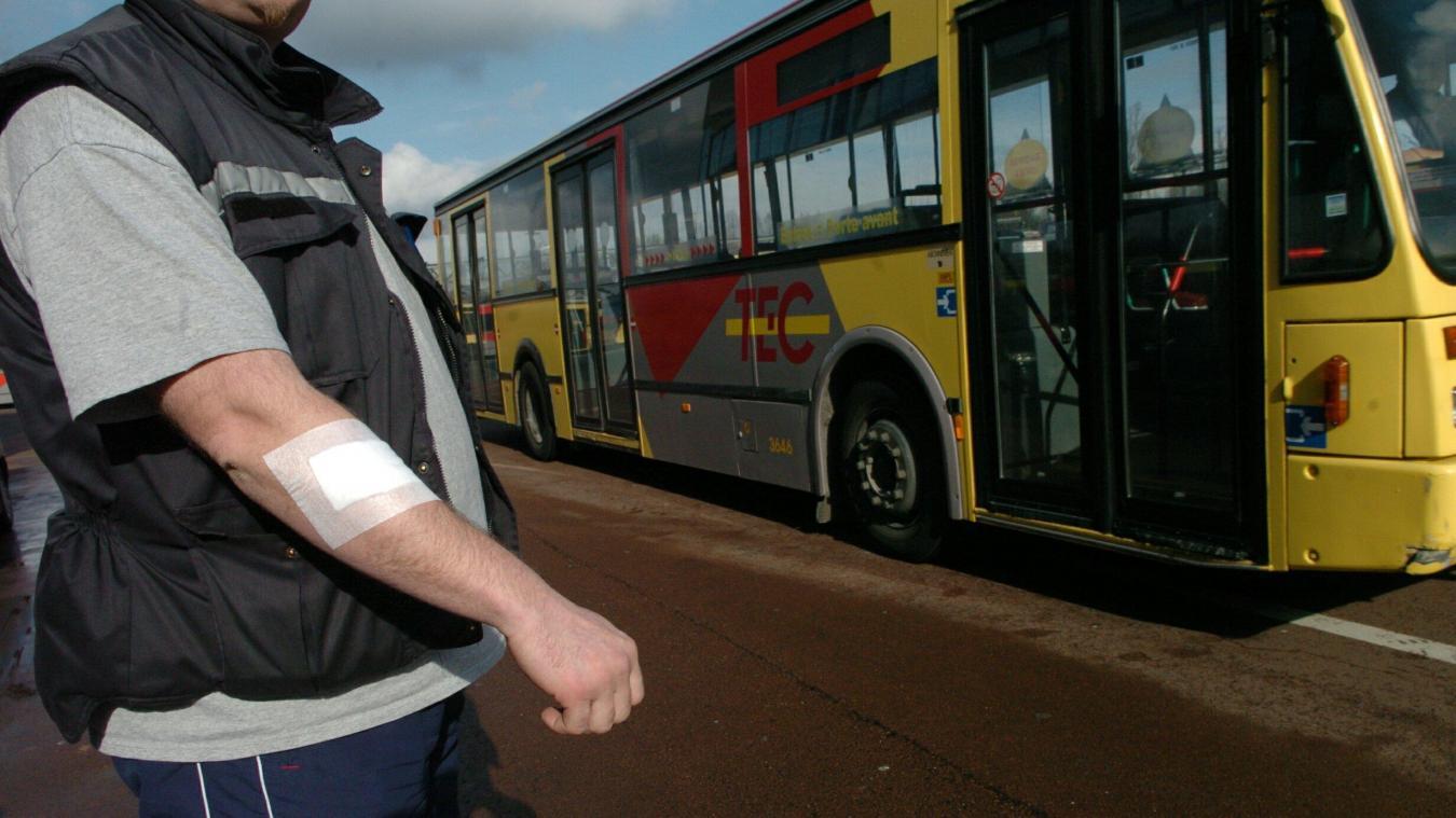 Exclusif : Un Wallon sur cinq se sent en insécurité dans le bus: «Nous ne nous attendions pas à un tel