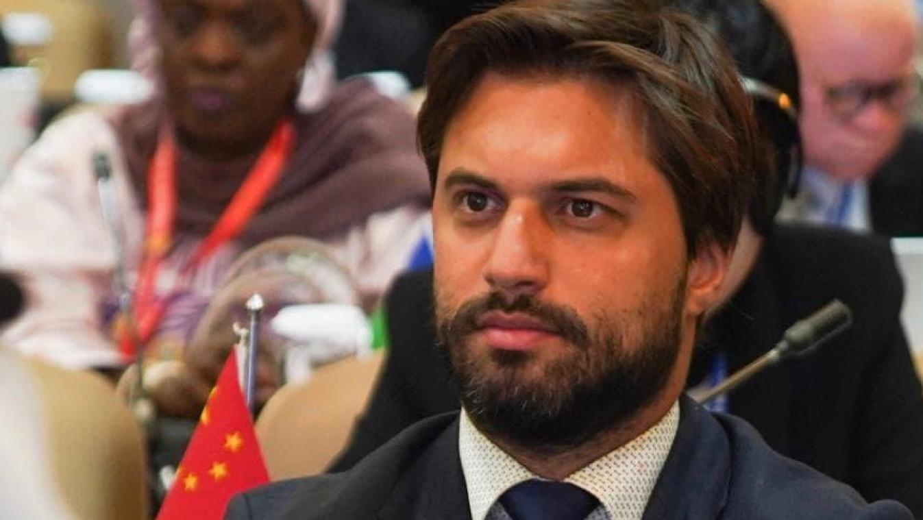 Le sénateur libéral au Forum Mondial sur le développement durable : Georges-Louis Bouchez est à Bali pour le
