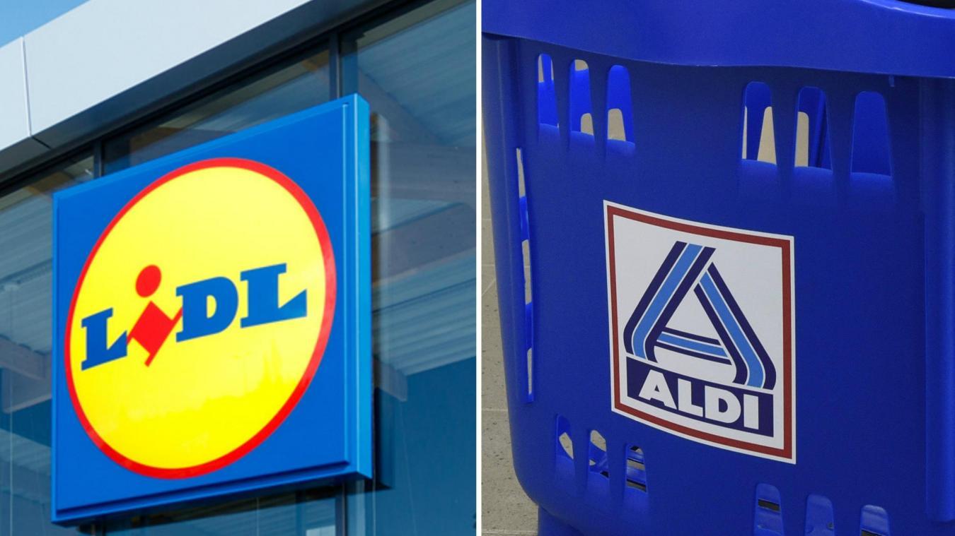 CONSOMMATION : Hard-discount: les secrets de Lidl et Aldi pour attirer de nouveaux clients