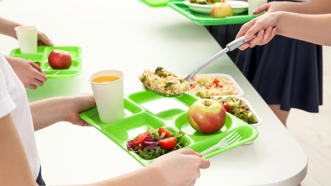Les élèves de la province de Liège vont manger plus sainement : «Nous souhaitons rencontrer tous les critères