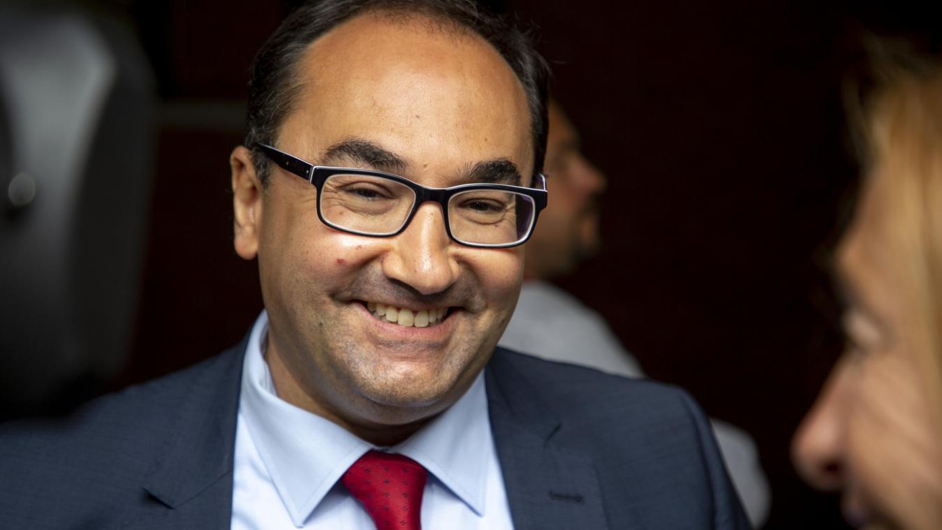 Ahmed Laaouej élu président de la fédération bruxelloise du PS avec 52.5% des voix
