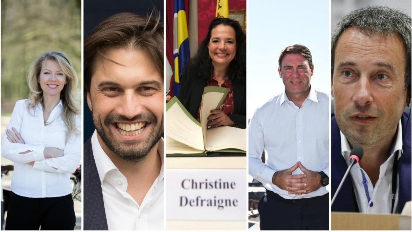 Présidence du MR: les cinq prétendants se ménagent devant les militants réunis à Namur, pas de réelle