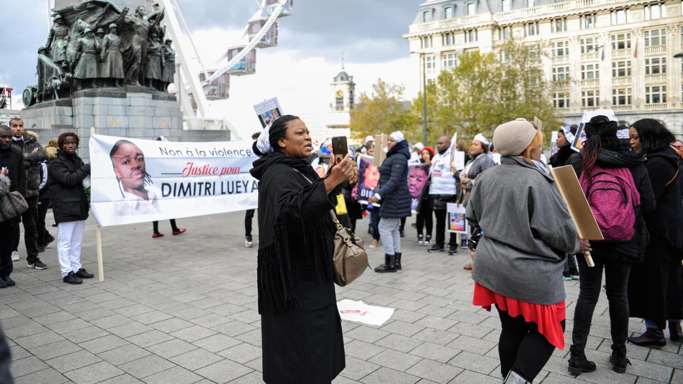 Meurtre pour une casquette à Bruxelles: sit-in ce mercredi au palais de justice