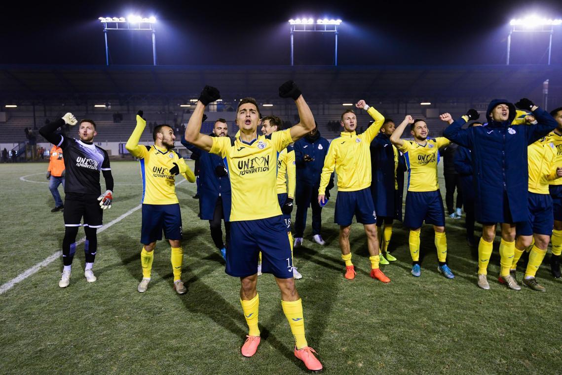 Coupe de Belgique: l'Union recevra Courtrai et Selemani en quarts
