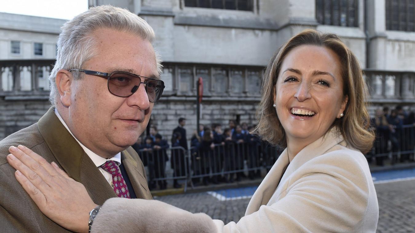 ROYAUTÉ : La jolie attention du prince Laurent à son épouse pour son anniversaire sur Bel RTL: la princesse