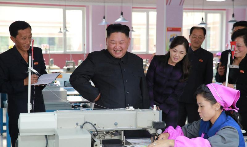 Corée du Nord porno