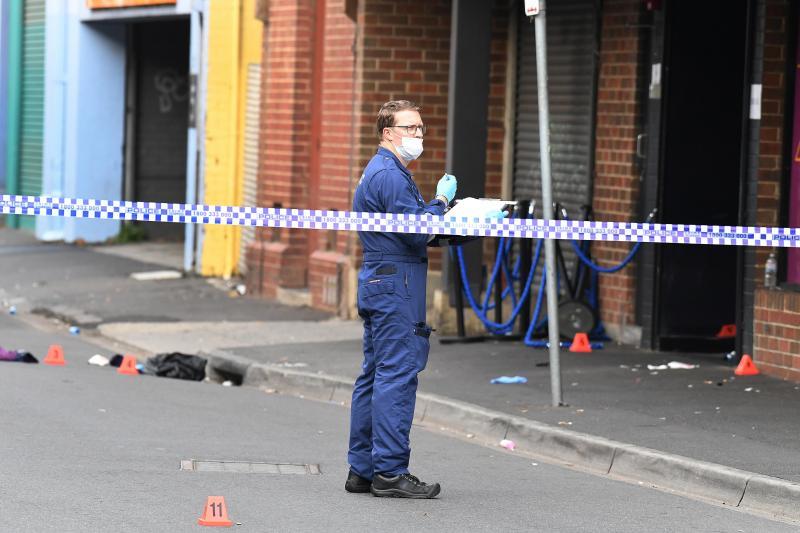 Un mort et trois blessés à Melbourne — Fusillade en Australie