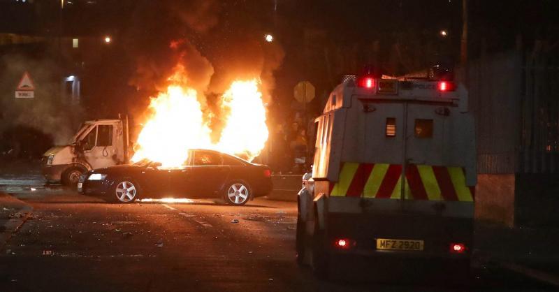Irlande du Nord : Journaliste tuée: deux hommes interpellés - Monde