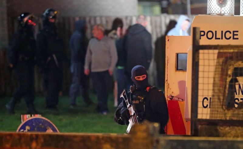 Irlande du Nord : une journaliste tuée durant des affrontements