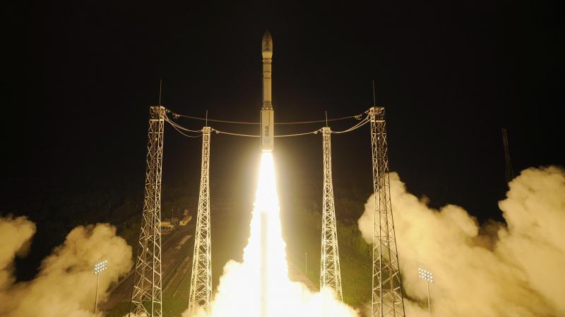 Arianespace échoue pour la première fois à lancer sa fusée Vega