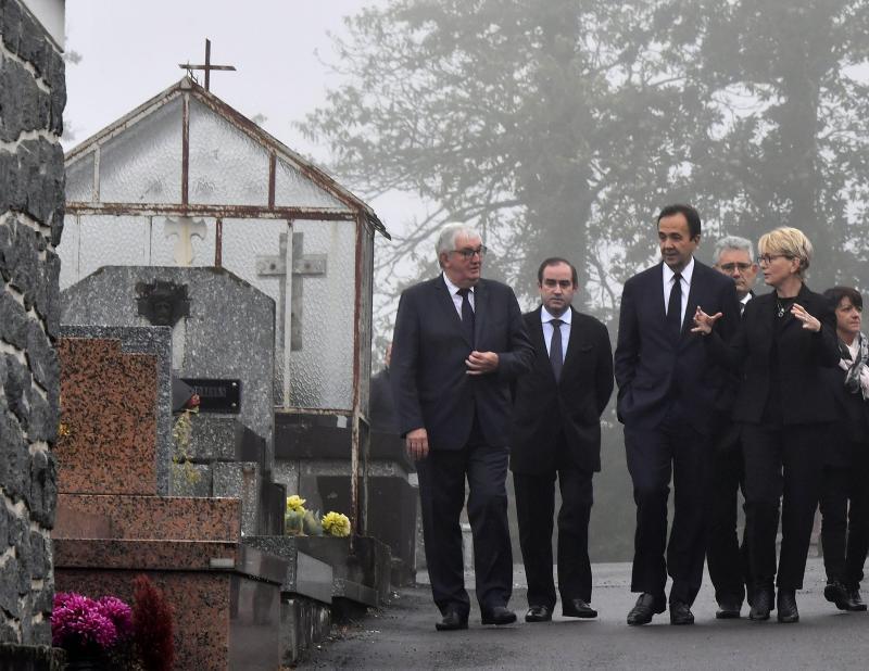 Un hommage populaire à Jacques Chirac en Corrèze