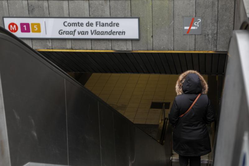 Les transports en commun bientôt gratuits pour les jeunes sans papiers à Bruxelles? Des associations réclament
