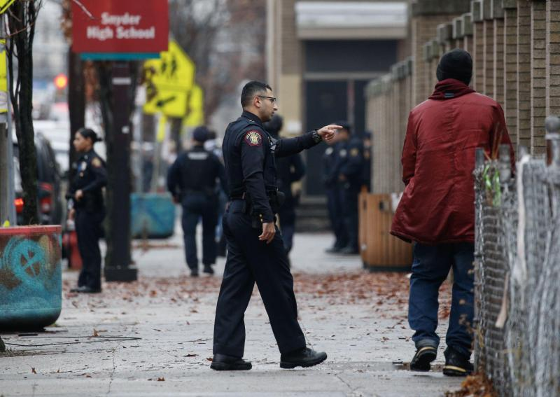 Un policier blessé dans une fusillade à Jersey City — États-Unis