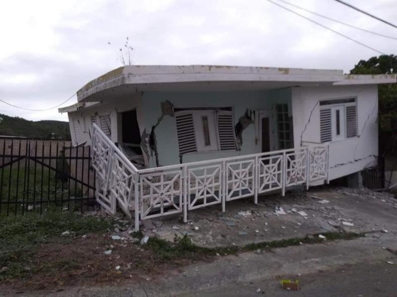 Séisme de magnitude 6,5 au large de Porto Rico