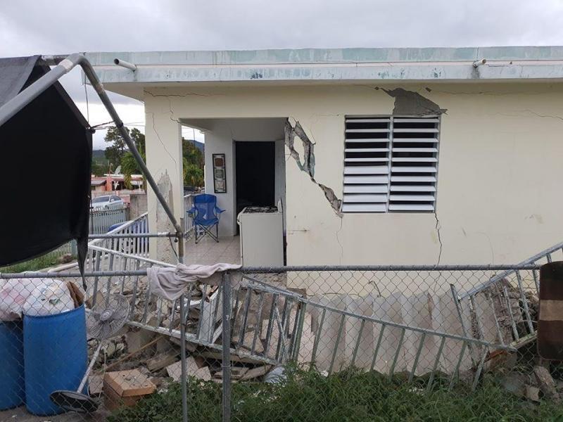 Plusieurs séismes à Porto Rico