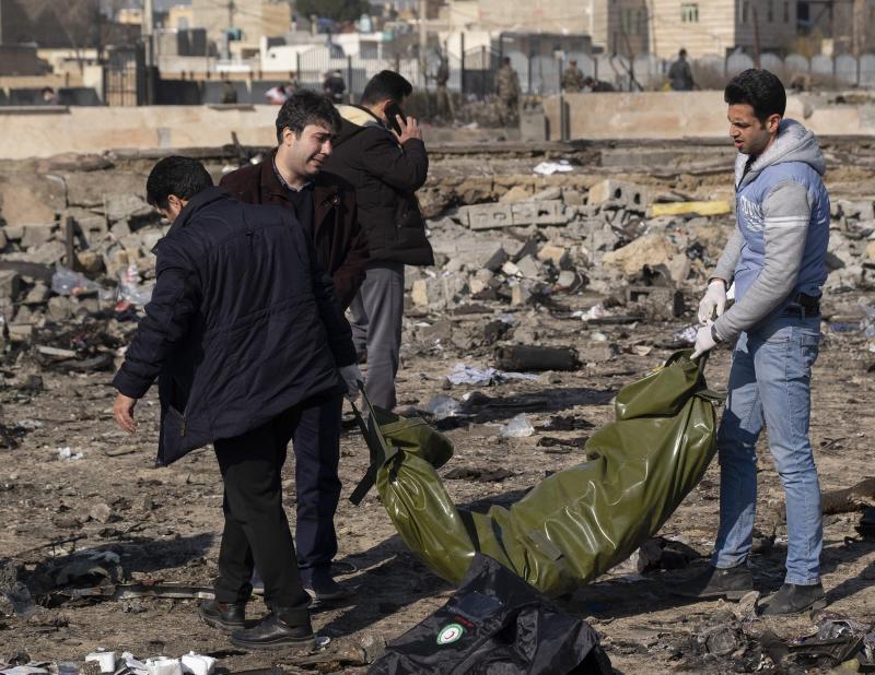 De nouveaux visas émis par l'Iran — Avion abattu