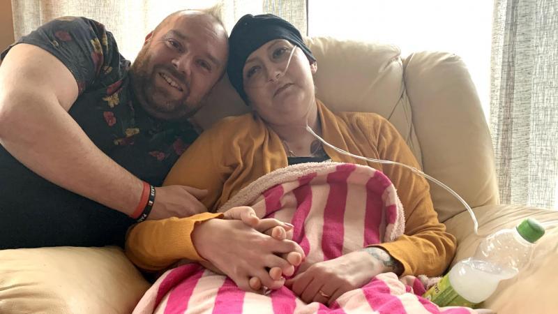 4 mariages pour 1 lune de miel : Sandrine s'exprime pour la première fois sur son cancer