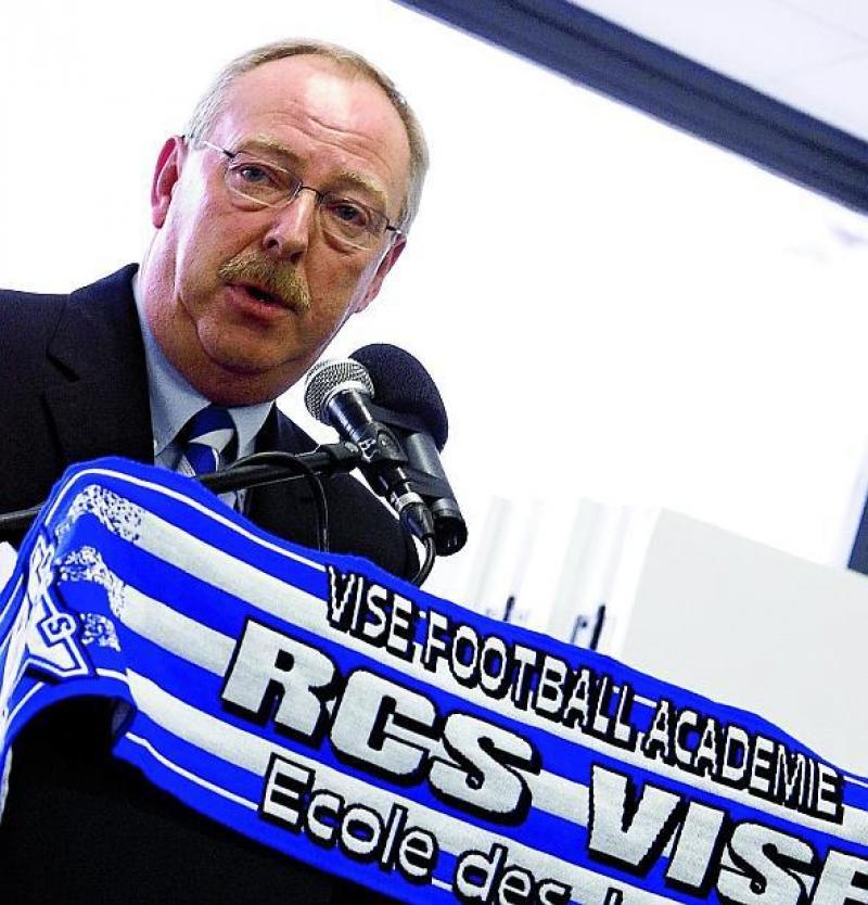 Guy Thiry (Visé) a milité pour une fusion avec Liège.