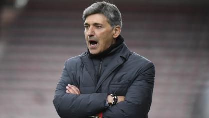 Felice Mazzù avant Antwerp-Charleroi: «Une saison compliquée mais l'important est de bien finir»