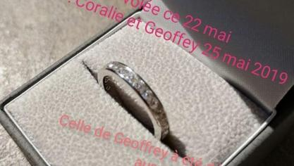 Leurs alliances volées à 3 jours de leur mariage à Andennes: «Nous espérons que les voleurs viennent nous les rendre dans notre boîte aux lettres»