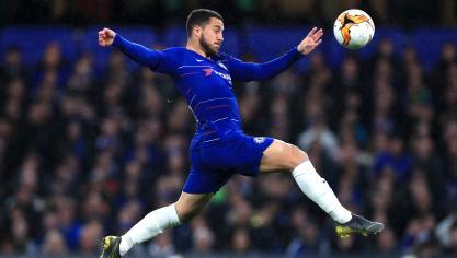 Premier League: Eden Hazard parmi les six nommés au Joueur de l'Année en Angleterre selon les fans