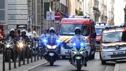 Explosion au colis piégé à Lyon: la section antiterroriste du parquet de Paris se saisit de l'enquête