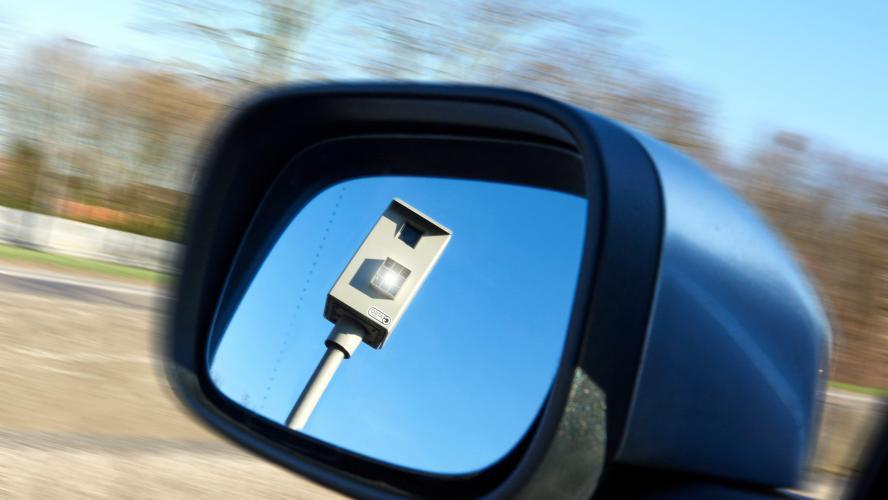 Un automobiliste flashé à 235km/h sur l'A4