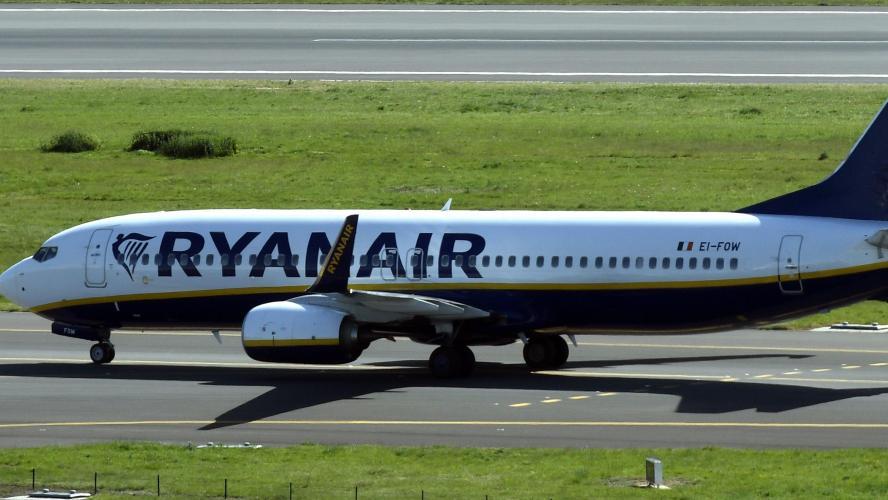 La grève à Ryanair entraîne l'annulation de 600 vols