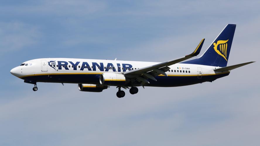 La grève européenne gagne en ampleur — Ryanair