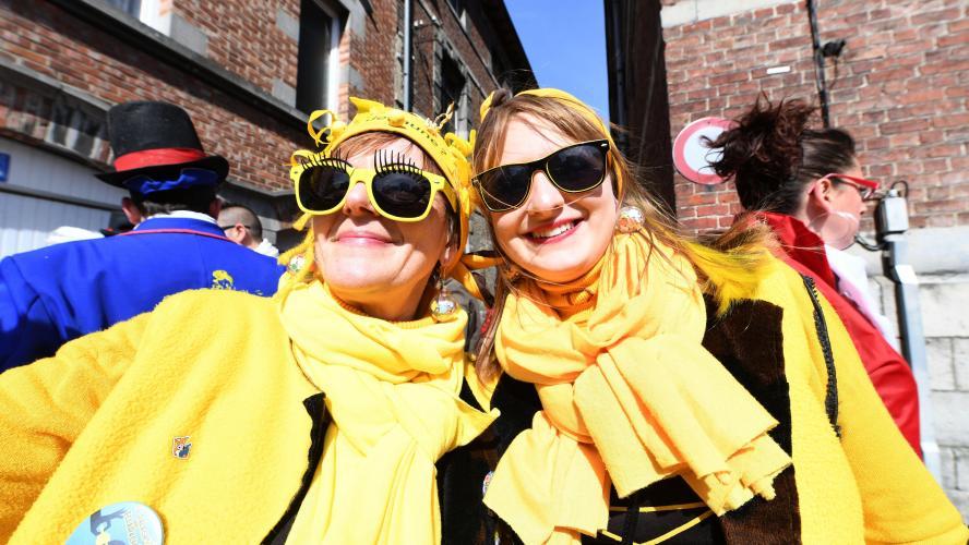 votez pour l un des dix thèmes du carnaval de tournai