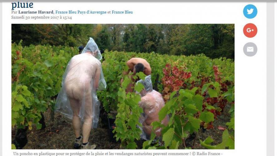 blog de femme naturiste française