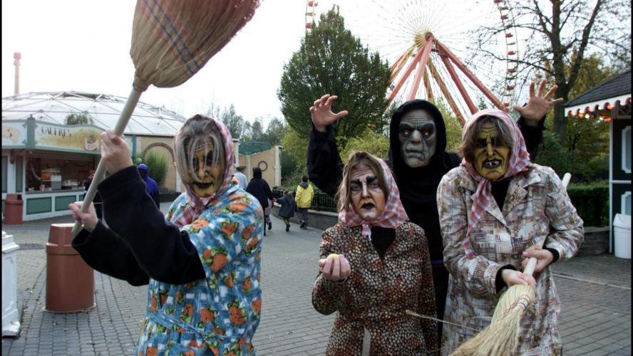 Walibi Belgique Halloween.Vous Comptez Aller A Walibi Pour Halloween Attention A