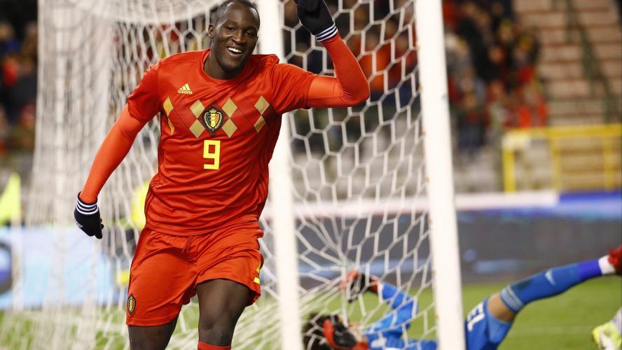 Grâce à son goal face au Japon, Romelu Lukaku devient l'unique meilleur  buteur de l'histoire des Diables rouges